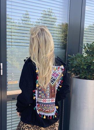 TESS V Ibiza jacket black