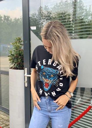 TESS V Lexi shirt black