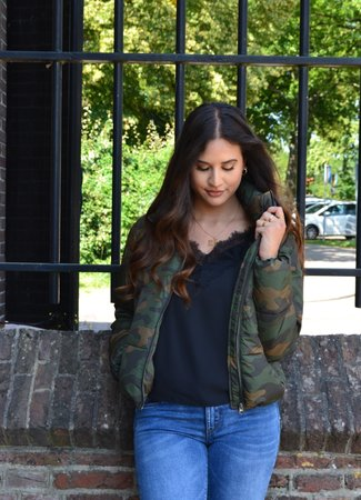 Evi army jacket