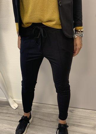 Travel broek zwart