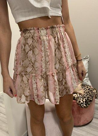 TESS V Manou skirt