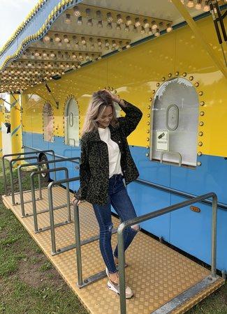 TESS V Yasmin jacket leo