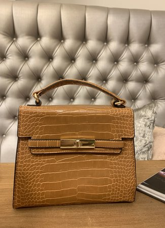TESS V Monica bag brown