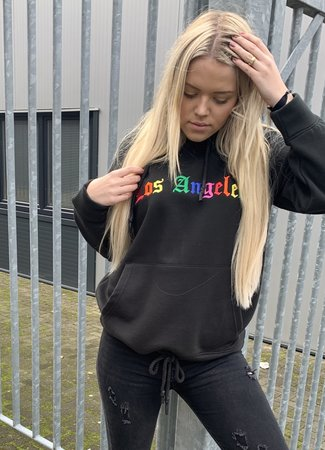 TESS V Los angeles hoodie