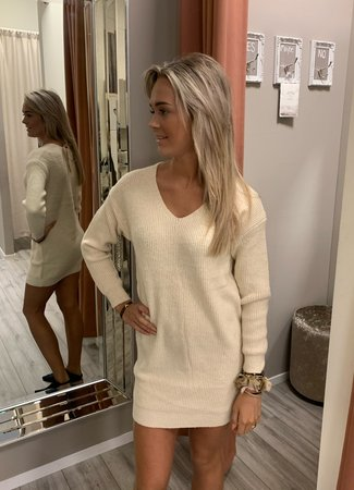 TESS V Manouk sweater off white