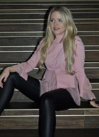 TESS V Jennifer top pink