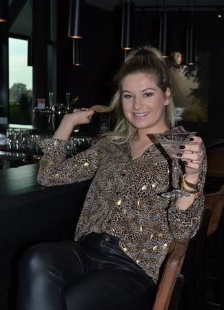 TESS V Rosy blouse