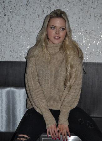 TESS V Lilou sweater beige