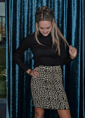 TESS V Floor leo skirt