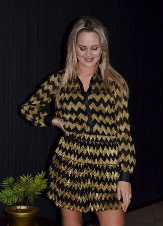 TESS V Luna glamour blouse