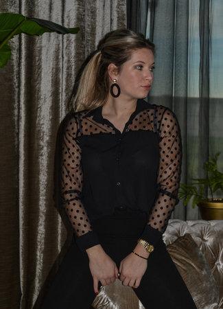 TESS V Monique blouse