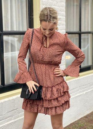 TESS V Malou dress dotted