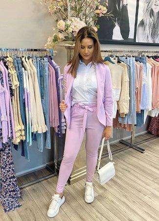 TESS V Suit lila