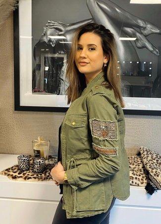 TESS V Mila army jacket