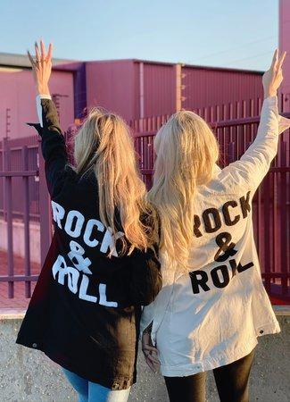 TESS V Rock jacket