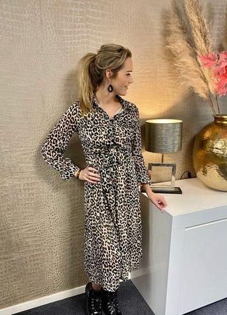 TESS V Luna maxi dress