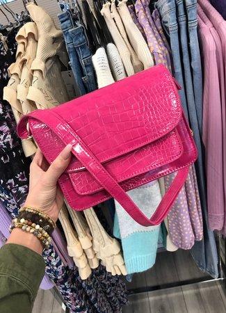 TESS V Lulu bag pink
