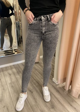 MISS Elle jeans grey