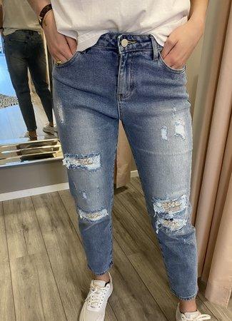 TESS V Glamour mom jeans