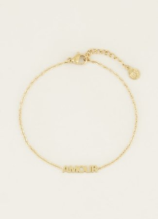 My Jewellery Moments armband amour