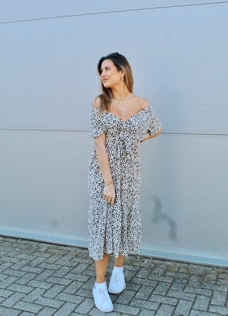 Ambika Floortje maxi dress