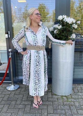 TESS V Leah maxi dress