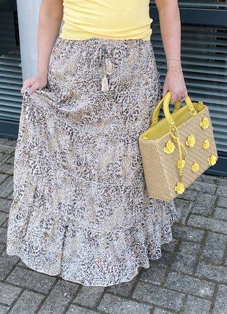 TESS V Zara skirt