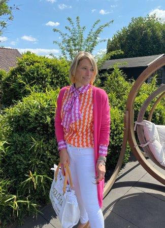 TESS V Saar blouse
