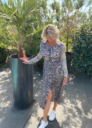 Ambika Britt maxi dress