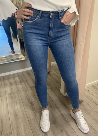 MISS Danie jeans blue