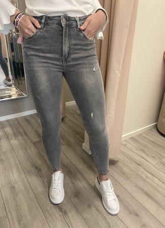 MISS Vera jeans grey