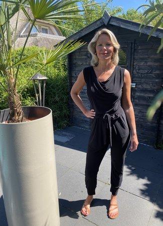 TESS V Caroline jumpsuit black