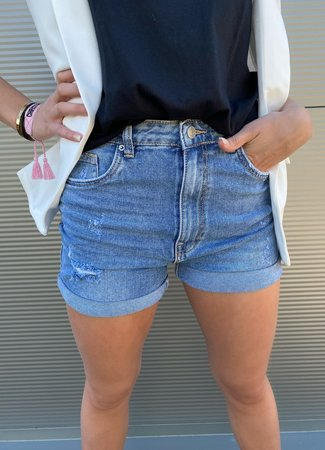 MISS Nina short denim