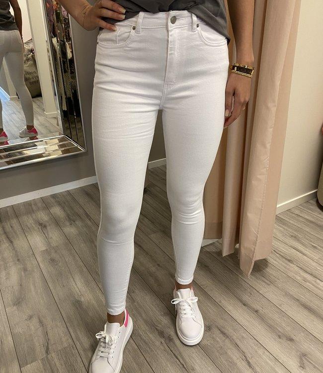 MISS Zoe jeans white