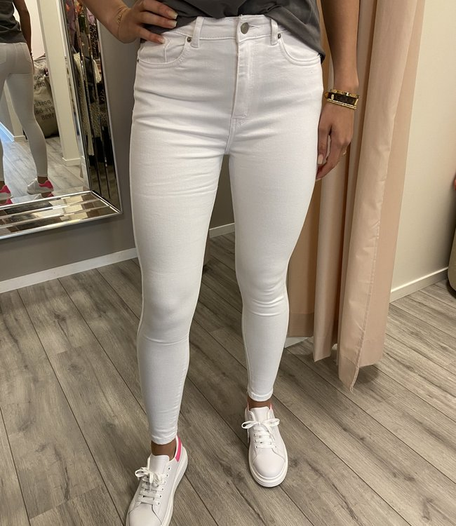 Zoe jeans white