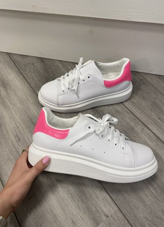 TESS V Alexie sneakers pink