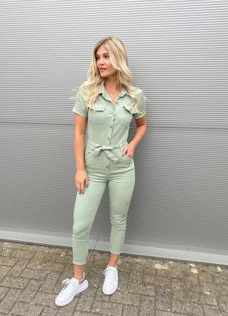 TESS V Hanna jumpsuit green