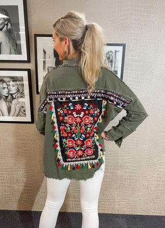 TESS V Jolien ibiza jacket
