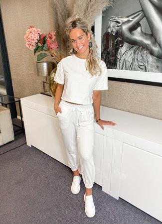 TESS V Emilia set white