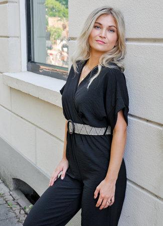 TESS V Britt jumpsuit black