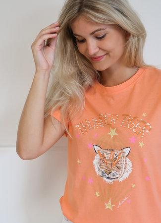 Ambika Thunder tiger tee orange