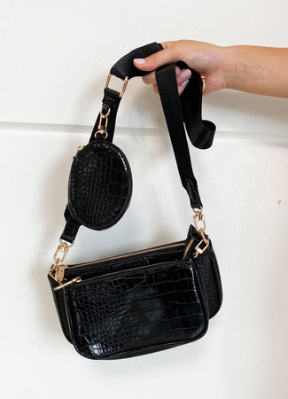 TESS V Lio bag black