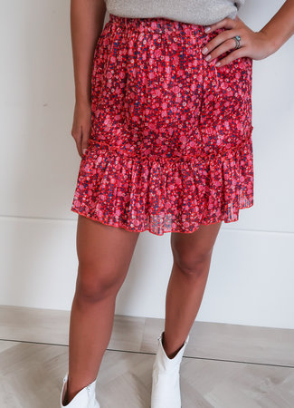 TESS V Lize skirt pink
