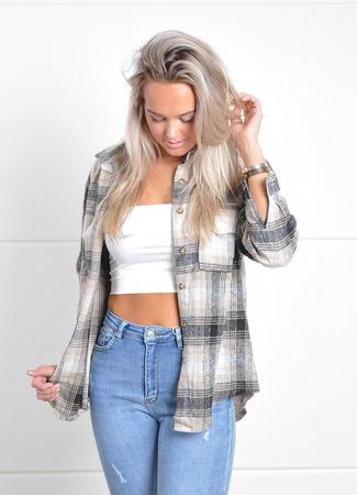 TESS V Renee blouse brown