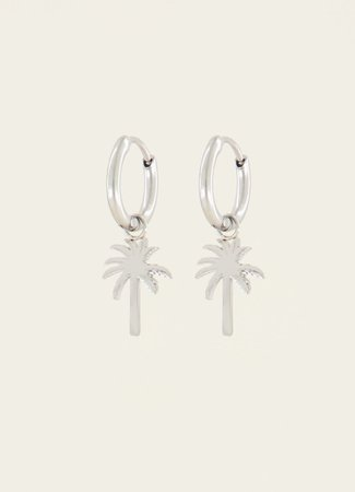 My Jewellery Oorbellen palmboom