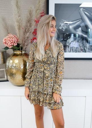 TESS V Celine flower dress