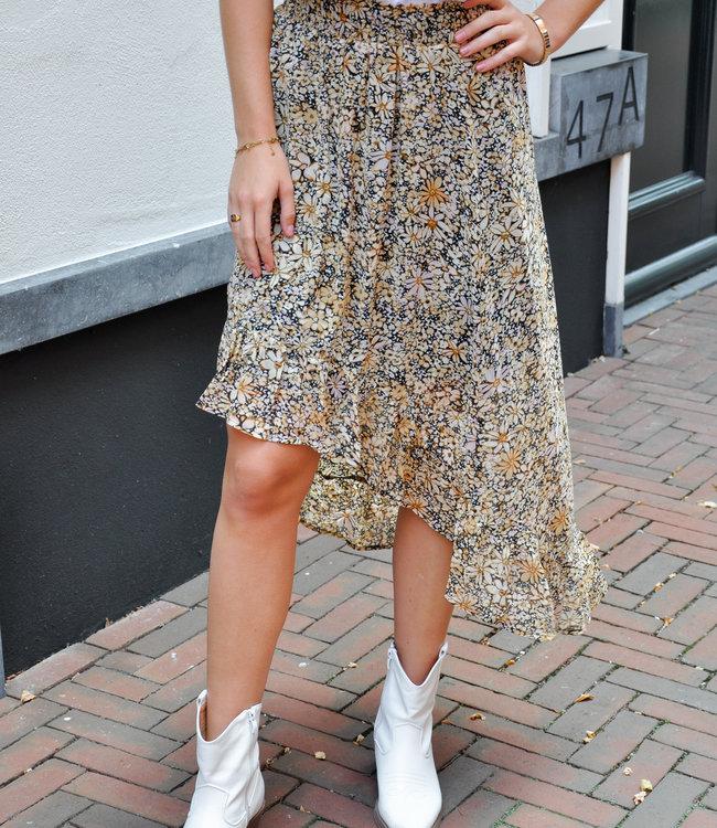 TESS V Celine maxi skirt