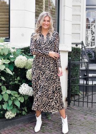 TESS V Helene maxi dress