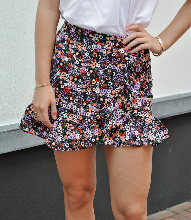 TESS V Louisa skirt flower