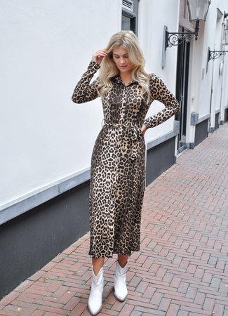 TESS V Claire maxi dress leo